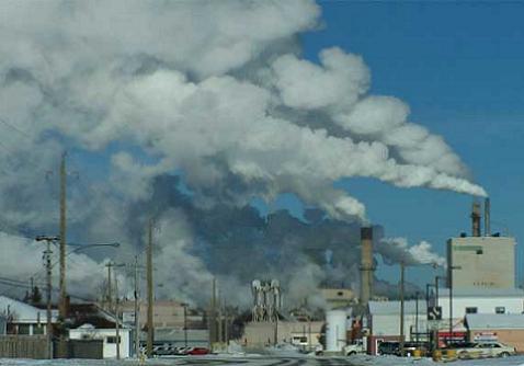 España. Las emisiones de CO2 aumentaron casi un 10% en 2011
