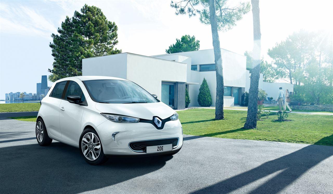 El eléctrico ZOE de Renault con problemas en los frenos