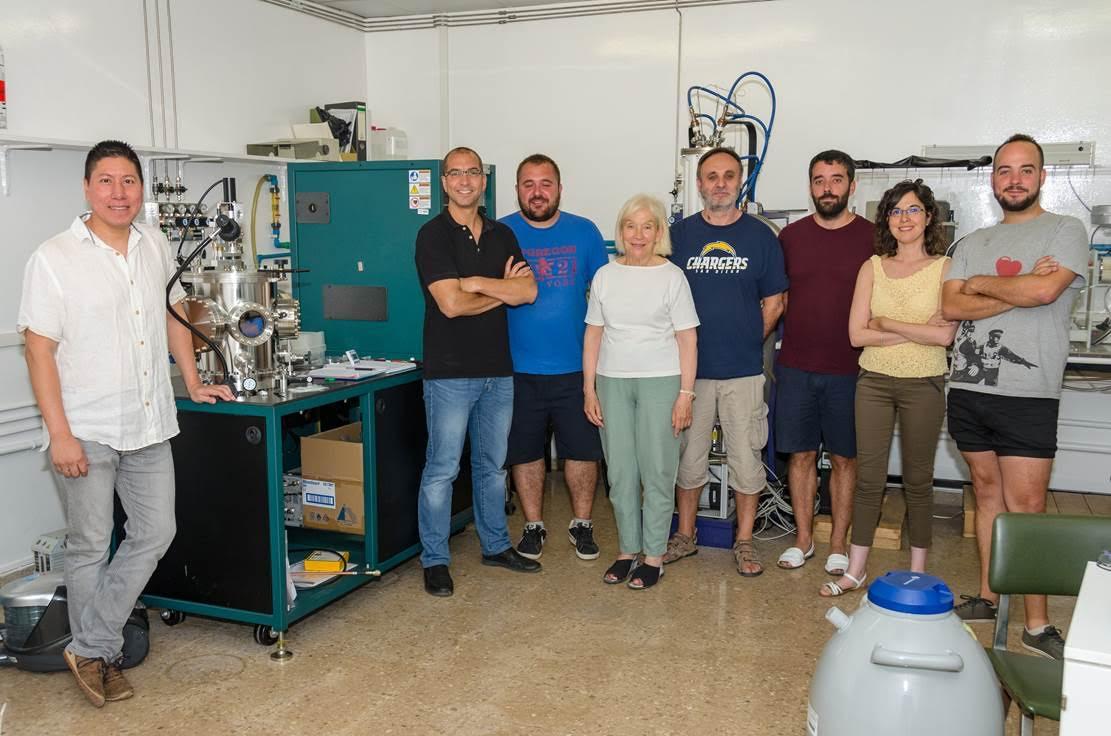 Un nuevo material con forma de nanoesponja metálica puede reducir al mínimo el gasto energético de los ordenadores