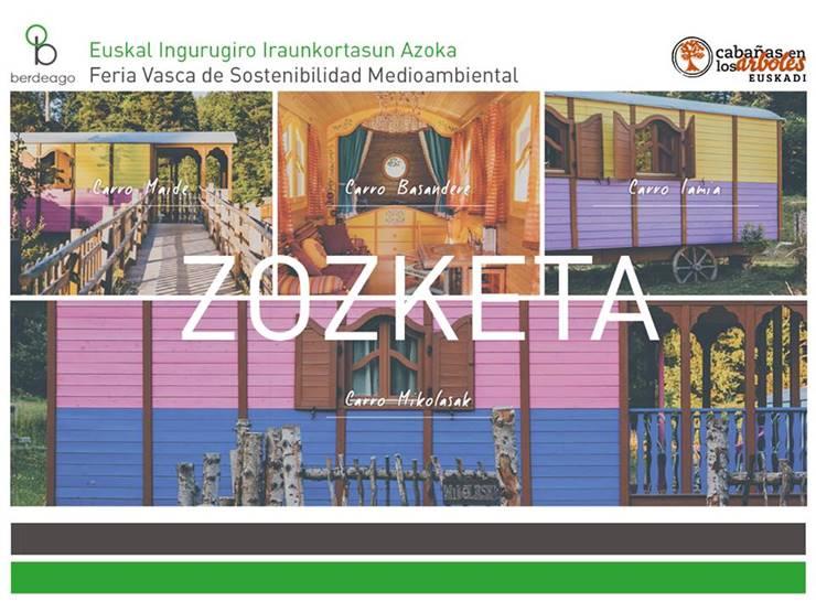 ¿Quieres participar en el sorteo de una magnífica casa árbol de Cabañas en los árboles - Zuhaitz Etxeak?