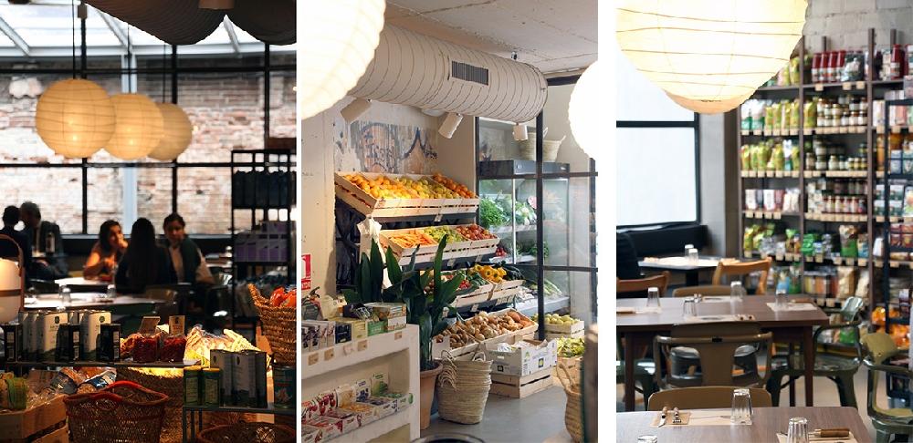Woki Organic Market', abre tienda en Barcelona