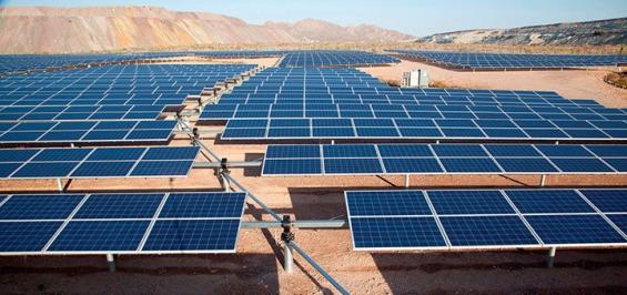 Argentina: Colocarán la piedra fundamental del mayor parque solar de Latinoamérica en la puna jujeña