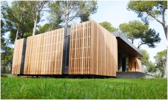 10 casas ecológicas y sostenibles
