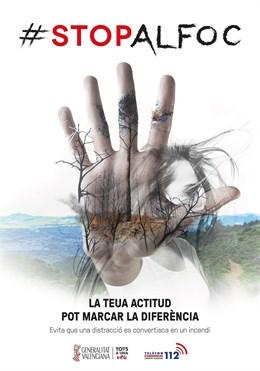 La Generalitat pide extremar la precaución en el monte ante las temperaturas extremas