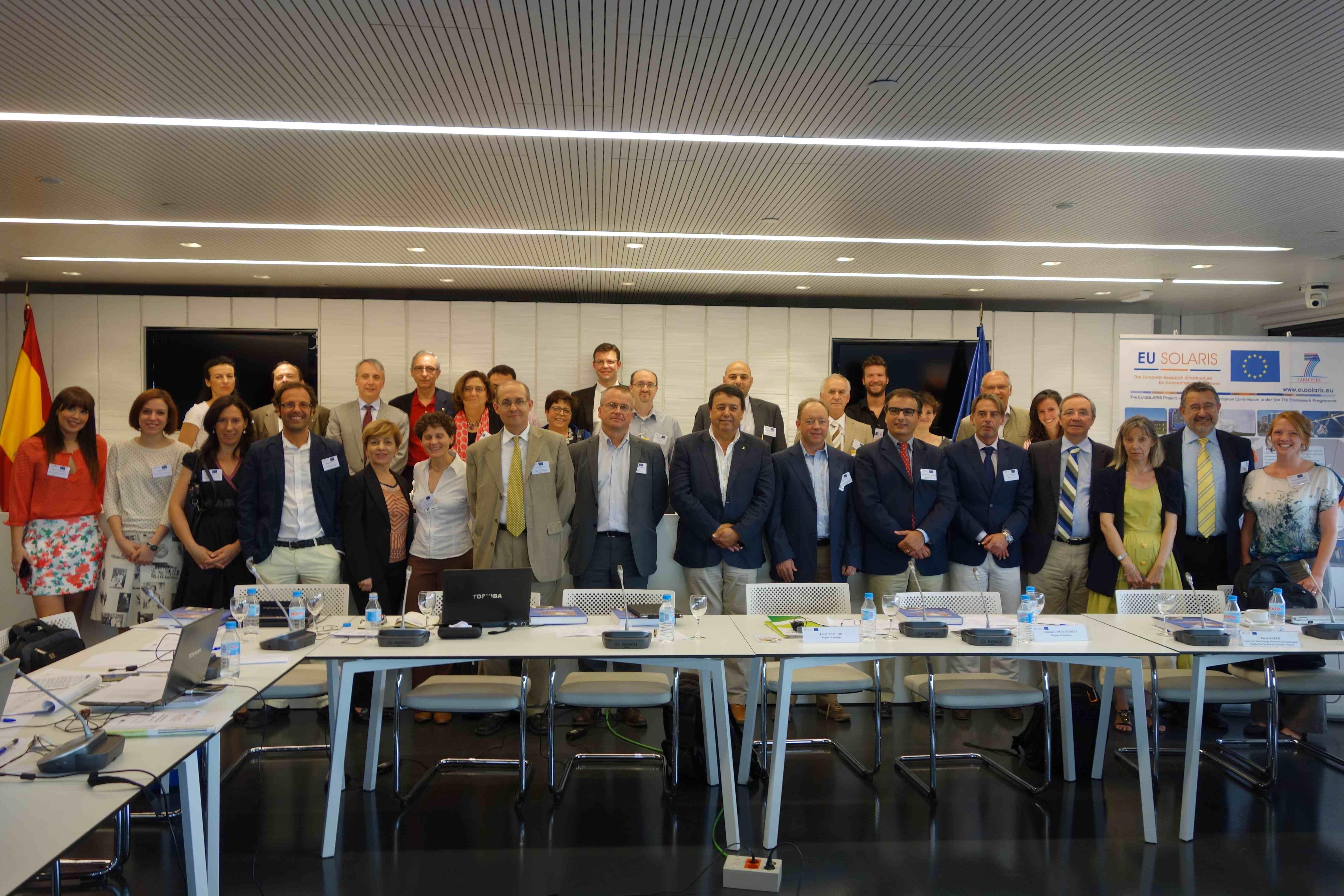 EU-SOLARIS busca modelos de financiación sostenible