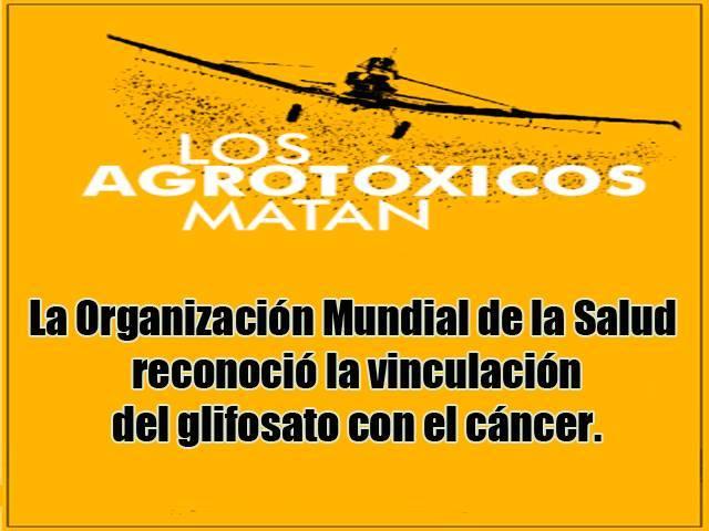 Asaja-Sevilla 'encantada' con el cancerígeno glifosato