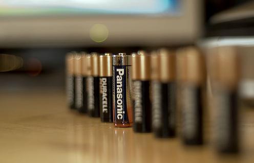 Las pilas y baterías usadas son residuos peligrosos que deben depositarse en contenedores específicos