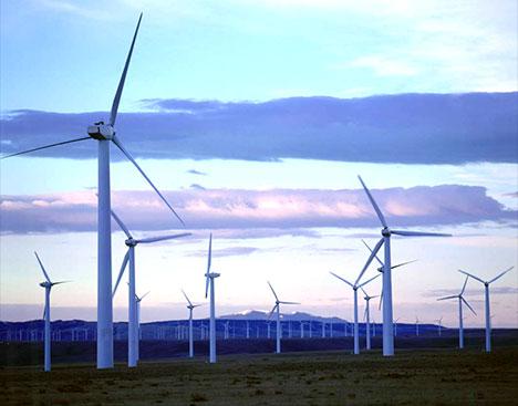 La energía eólica evitó 126 millones de toneladas de CO2 en la UE en 2010