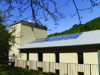 La energía fotovoltaica, cada vez más interesante para los alojamientos rurales