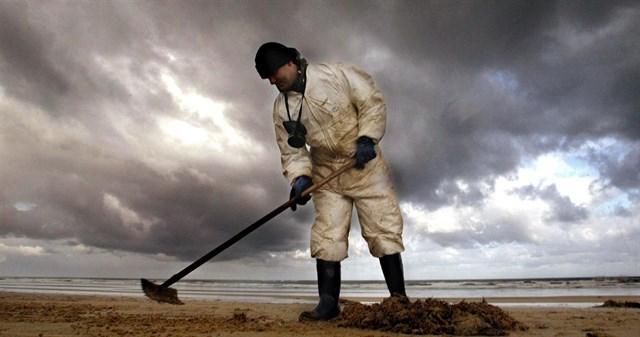 Una esponja capaz de recuperar el petróleo podría ser la solución a los derrames de crudo