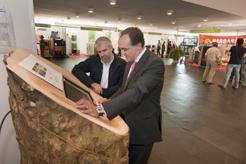 Navarra muestra en su web de forma personalizada el coste y el ahorro que supone la calefacción por biomasa