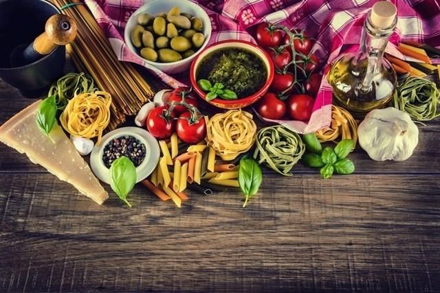 La dieta mediterránea 'entiende' de clases