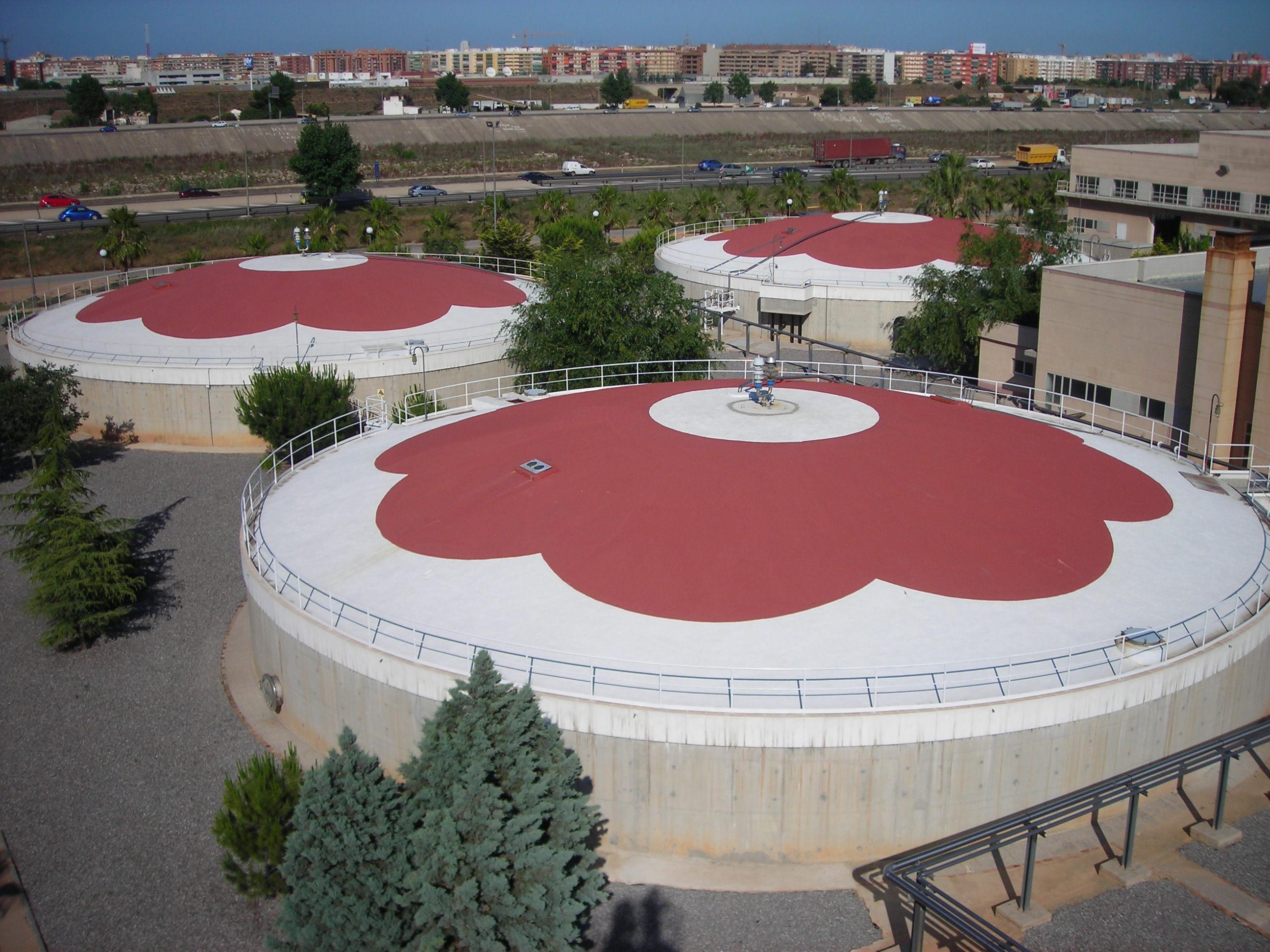 Biogás, a partir de la valorización energética de fangos y otros residuos