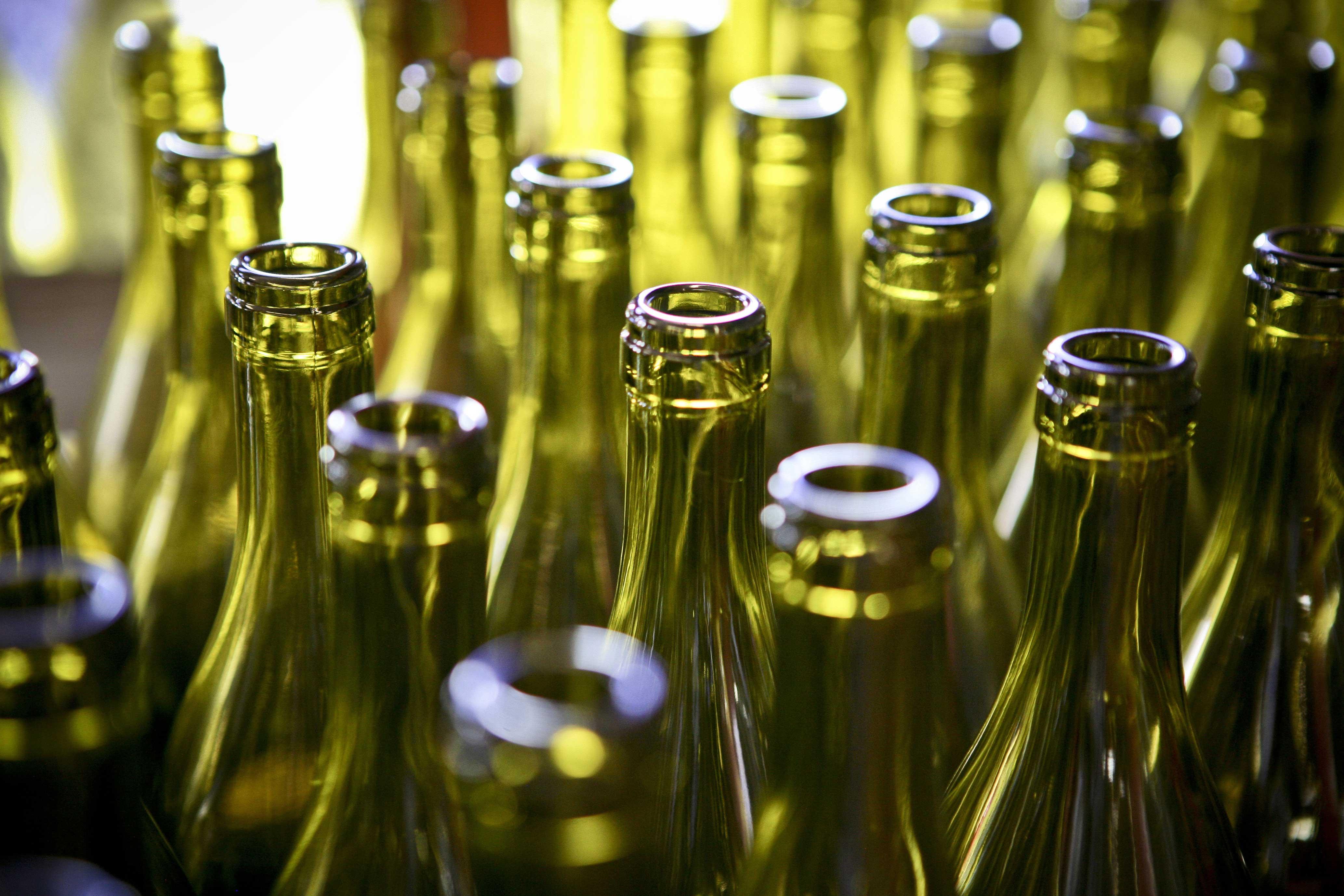Aumenta el reciclado de vidrio en Europa