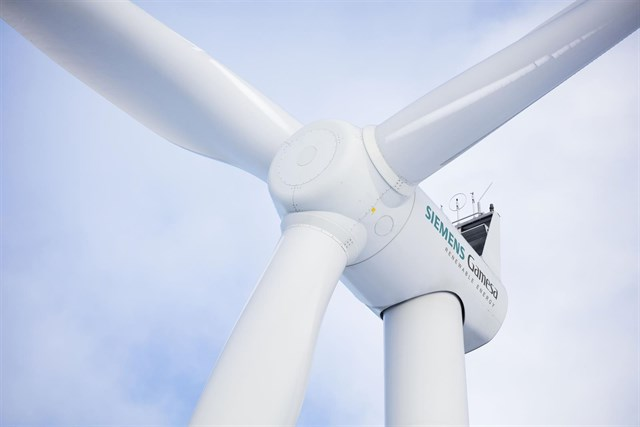 Siemens Gamesa repotenciará dos parques eólicos en Texas para aumentar su producción un 25%
