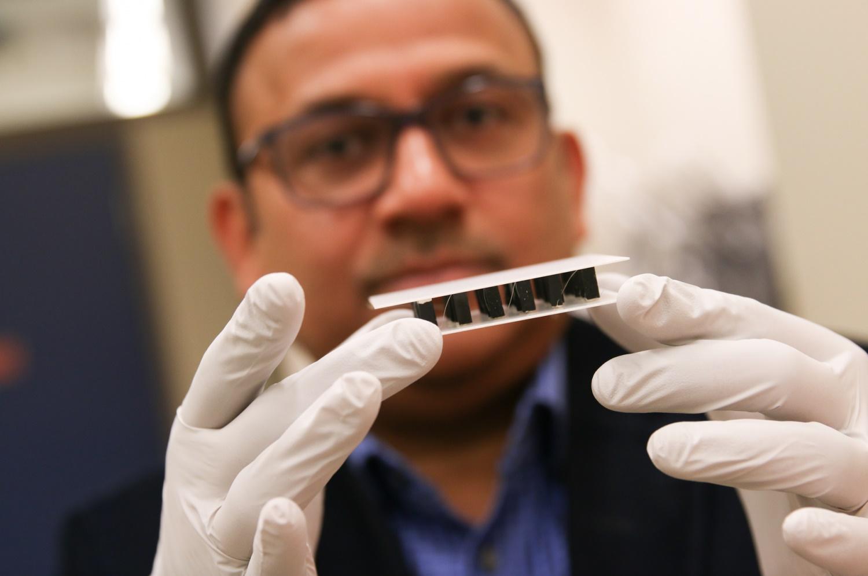 Innovador material de efecto termoeléctrico no tóxico ni contaminante