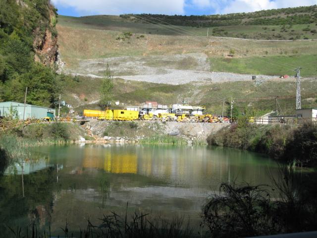 Asturias, Kinbauri contamina la cuenta del rio Narcea con sustancias peligrosas