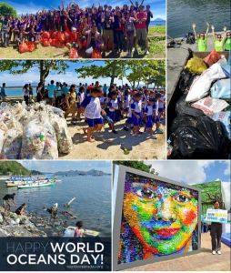 Costa Rica. Estudiantes harán limpieza de playas y ríos este jueves