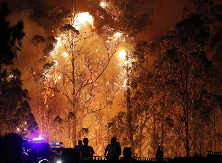 El presidente de la Eurocámara pide ayudas inmediatas para España y Portugal por la ola de incendios