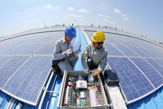 La industria de energía solar 'sospecha' que China ha robado secretos comerciales europeos