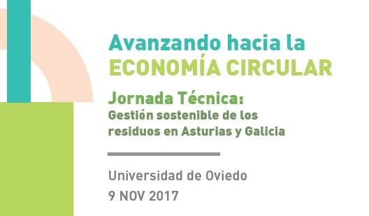 Oviedo acoge una jornada técnica sobre economía circular y gestión sostenible de residuos