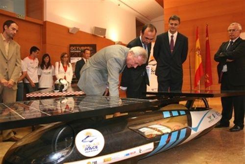 'Solar Race' contará con una veintena de prototipos impulsados por energías alternativas
