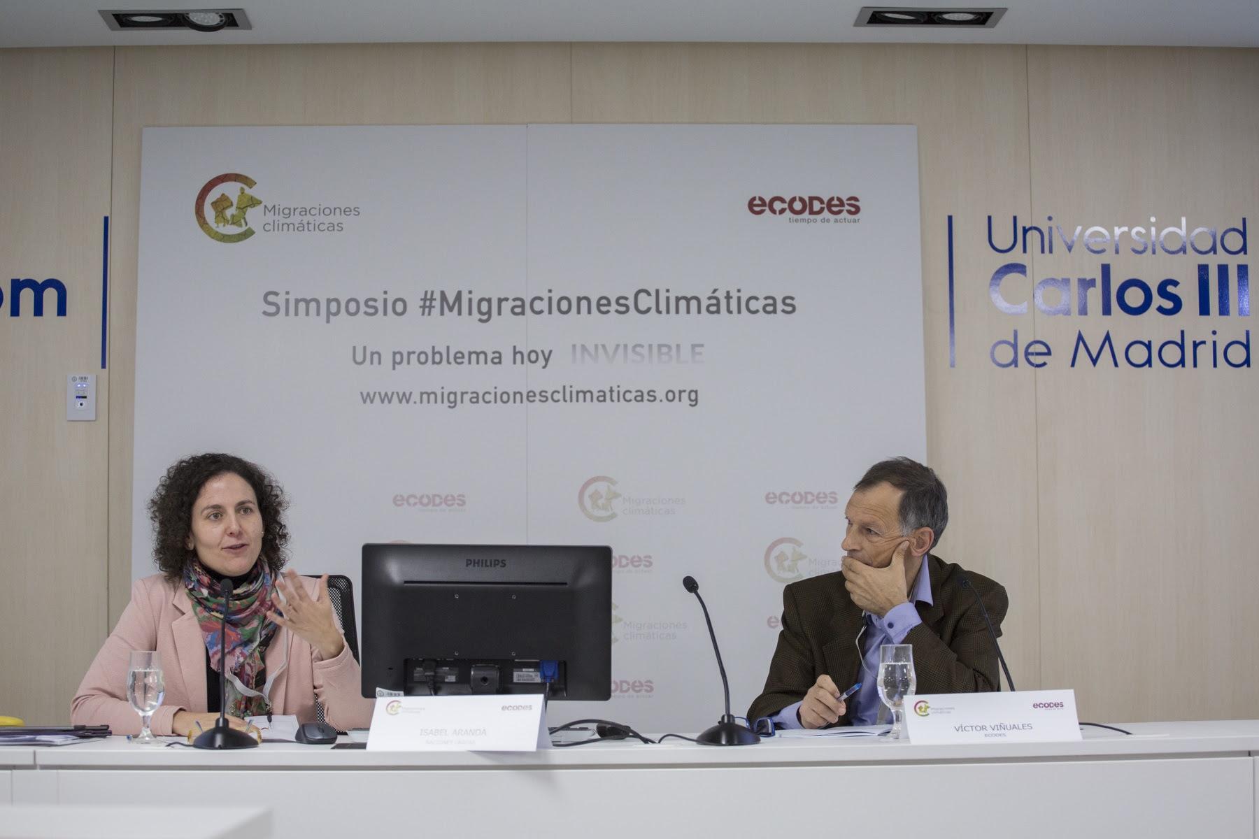 Migraciones Climáticas, un 'desafío' que debe ser gestionado