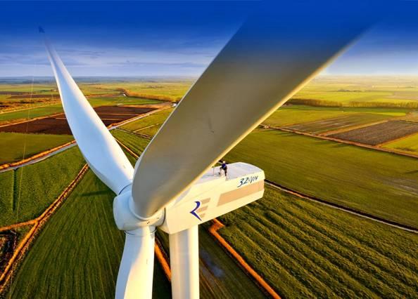 Castilla y León, Castilla-La Mancha, La Rioja, y Navarra cubre más del 50% de su demanda eléctrica con energía eólica