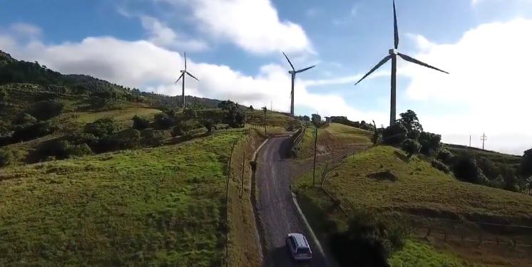 Costa Rica desde el aire (ver VIDEO)