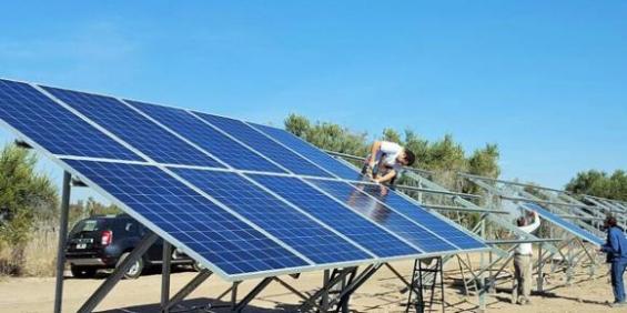Argentina. Pobladores del Impenetrable Chaqueño tienen energía eléctrica fotovoltaica