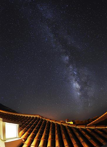 Excepto en La Palma, España suspende en contaminación lumínica