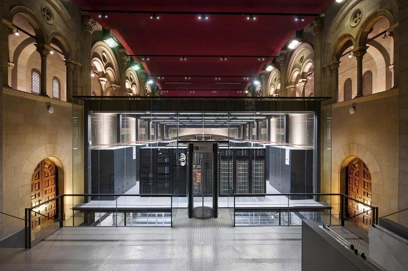 Iberdrola comienza a aplicar la supercomputación en el proceso de diseño de sus parques eólicos