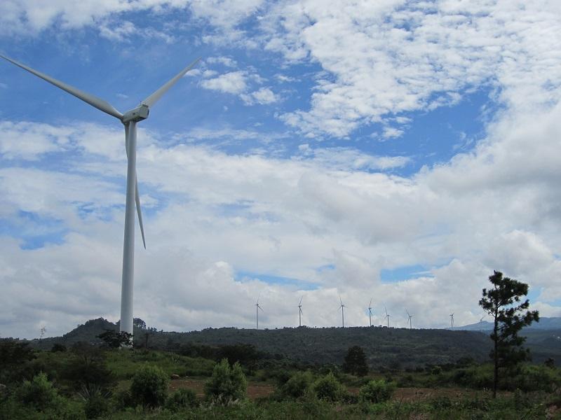 IBERDROLA Ingeniería y Gamesa construirán en Honduras el parque eólico de San Marcos, de 50 mw