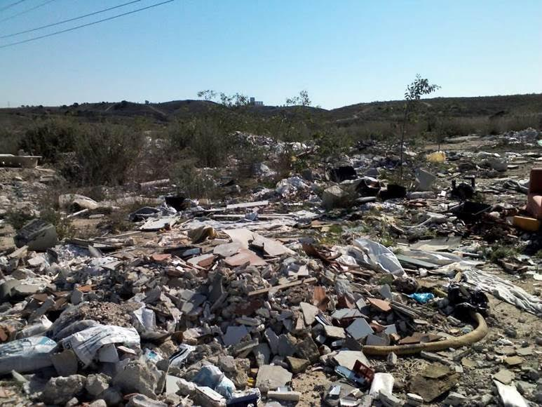 Convenio para eliminar 150 escombreras ilegales en Ávila