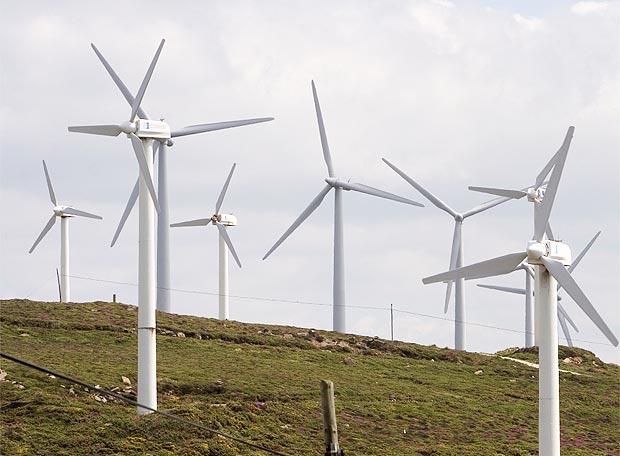 Chirivel contará con cinco nuevos parques eólicos de los que dos ya tienen autorización de la Junta