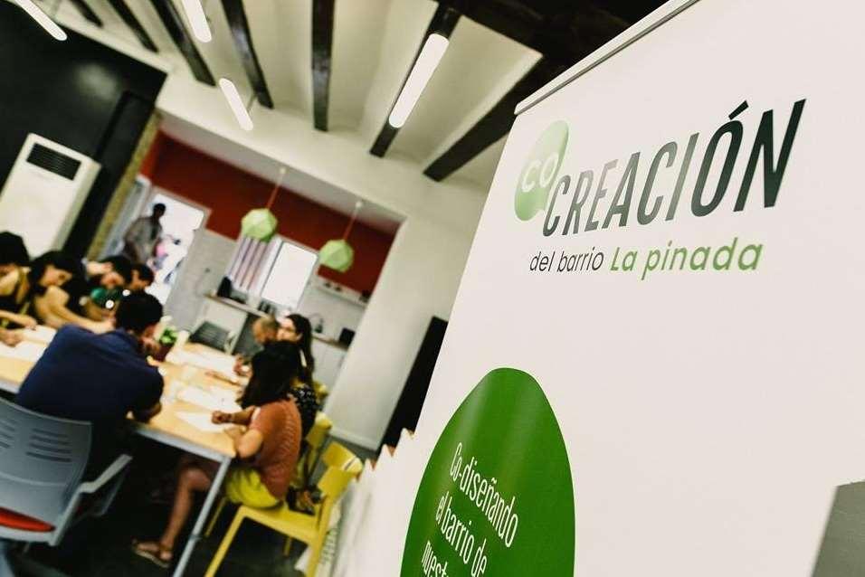La Pinada (Valencia), contra el cambio climático
