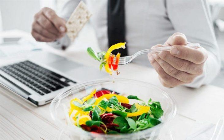 Alimentación saludable también en el trabajo