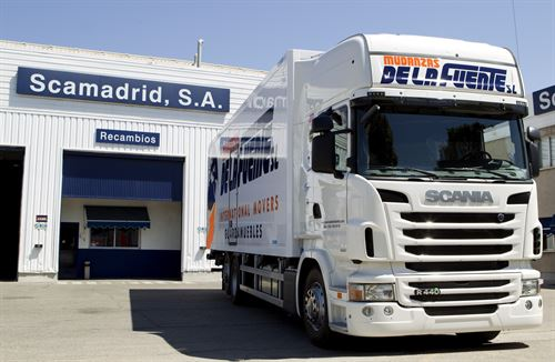 Europa aprueba una estrategia para reducir emisiones de camiones y autobuses