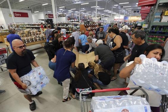 Florida en alerta máxima por el huracán Irma