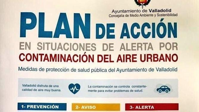 Reabierta la circulación por el centro de Valladolid