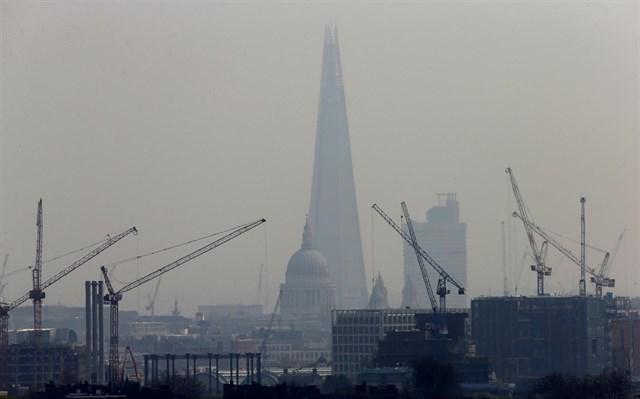 El gobierno de Londres impone un impuesto por contaminación a los vehículos diésel que circulen en la ciudad