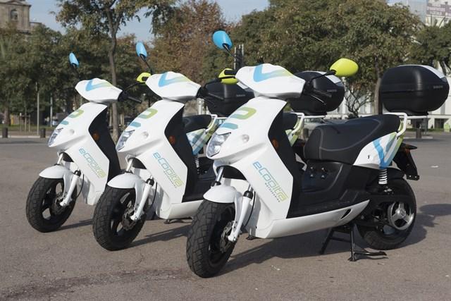 eCooltra invierte 7 millones para aumentar su flota con 3.000 motocicletas