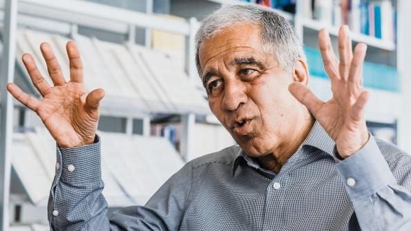 El climatólogo Mojib Latif y las inundaciones de Perú