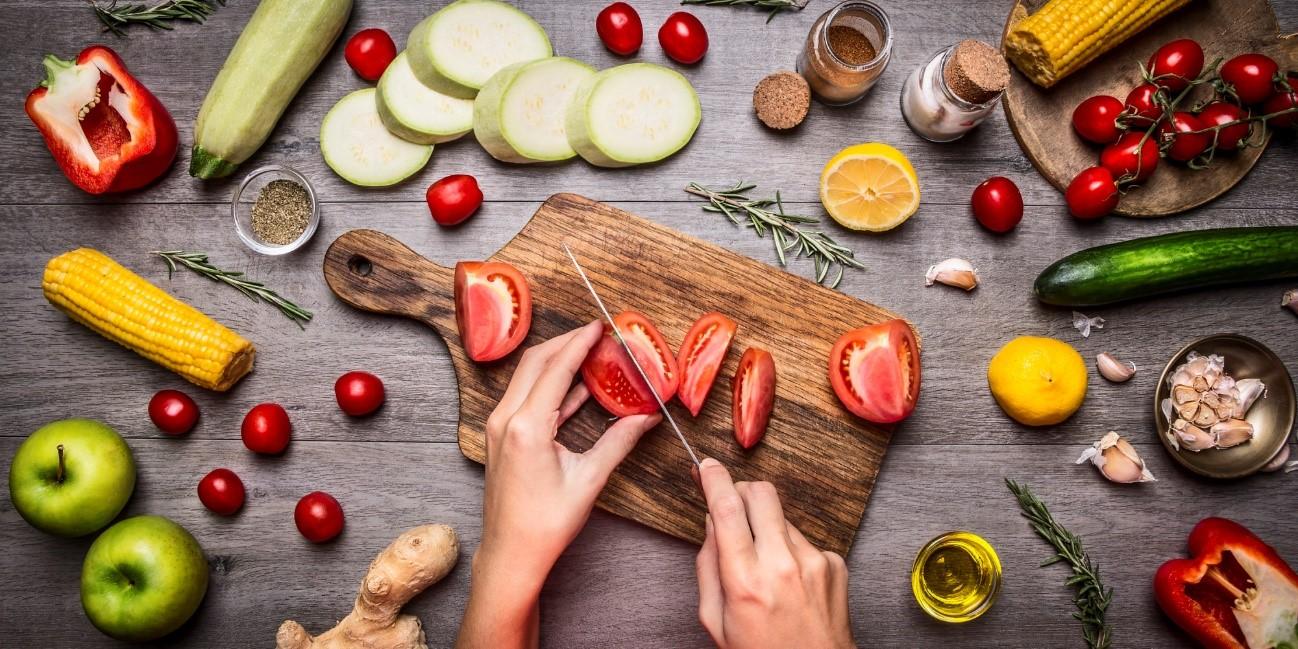 El mejor lugar para comenzar a llevar una vida sana es la cocina