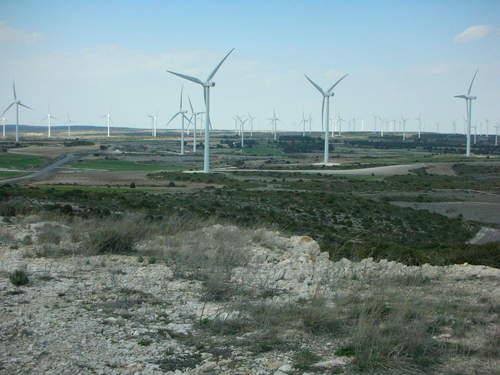 Fuendetodos (Zaragoza) gana el III Premio Eolo a la integración rural de la eólica