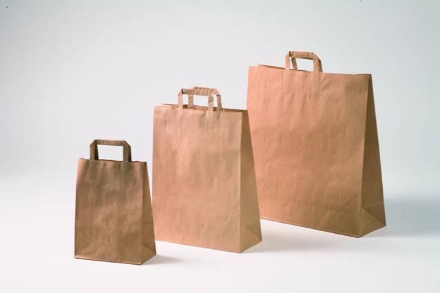 Las bolsas de papel, listas para contribuir al cumplimiento de la nueva legislación europea