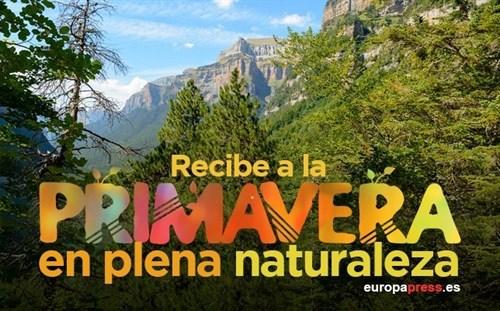 Top 5 parques naturales para vivir de cerca la llegada de la primavera