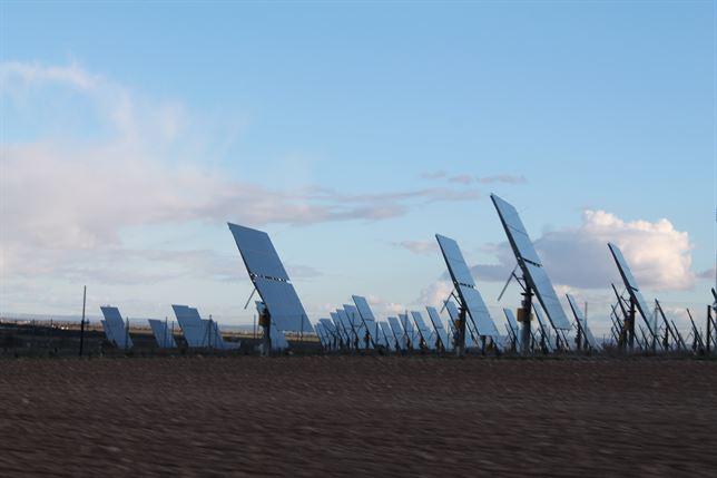 Las energías renovables y cogeneración percibirán el 55% de su retribución de marzo