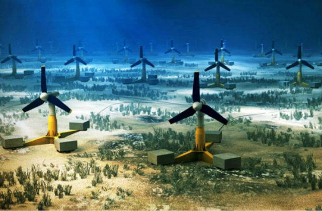 Arranca la construcción de la planta mareomotriz más grande del mundo