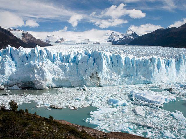 El deshielo en Groenlandia bate records un mes antes de que acabe el verano